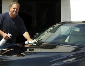 Kurt Schuster - Owner Seal Plus Auto Detailing